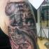 upper, arm fish tattoo designs for men1